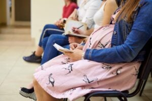 How Pregnant Women and New Mothers Succeed on Campus